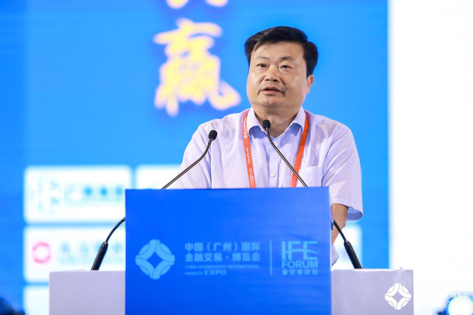 广药集团董事长李楚源:将中药打造成世界级产业名片、文化名片