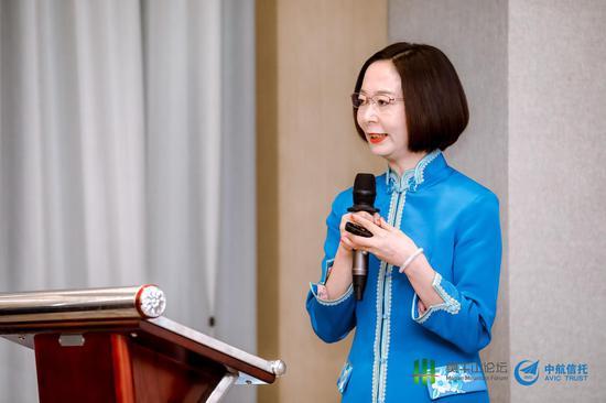 范华:信托有望成为管理数字资产的最佳载体