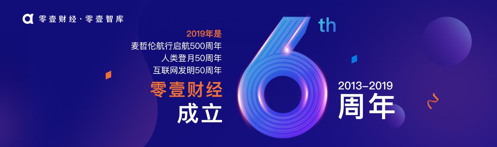 零壹财经成立6周年