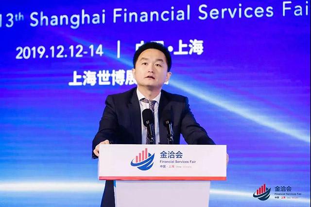 中国银行业协会研究部主任李健:商业银行借助金融科技实现模式创新与数字化转型,推动实体经济高质量发展