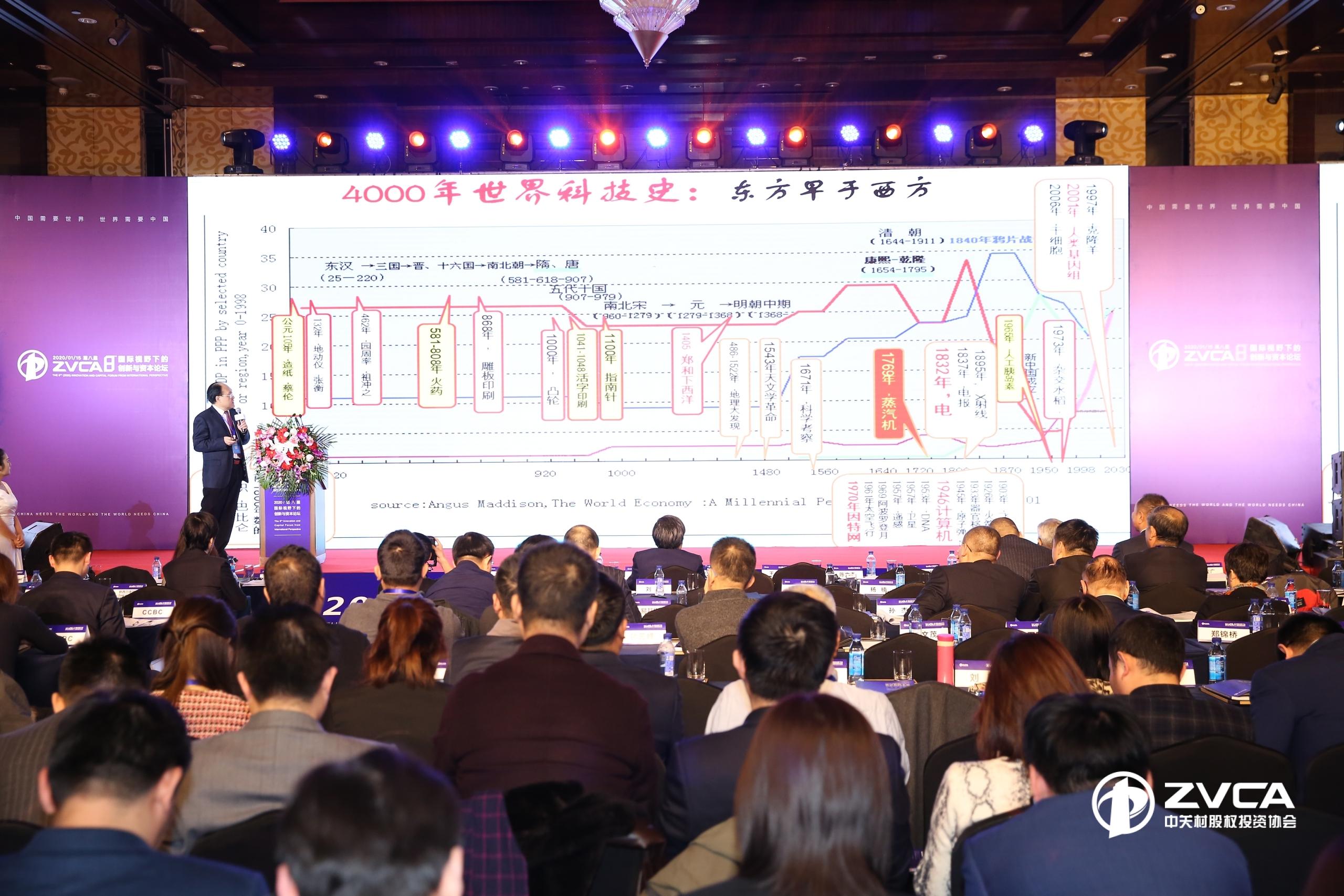 原科技部发展战略研究院副院长王宏广:世界经济发展的六大趋势