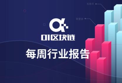 01区块链周报(6.22日-6.28日):国家电网成立区块链技术实验室,亿邦国际正式登陆纳斯达克