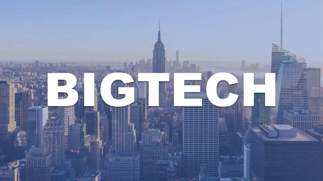 BigTech周报(6.29日-7.5日):京东数科冲刺科创板,阿里巴巴与江西签署六项合作协议