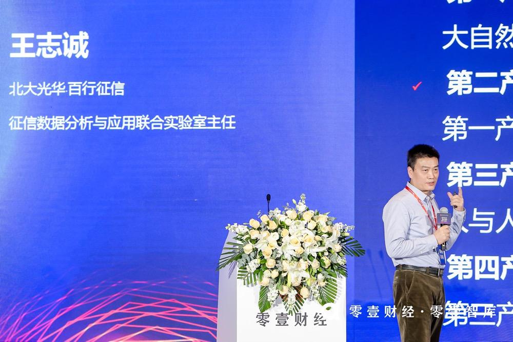 北大光华·百行征信征信数据分析与应用联合实验室主任王志诚:数据要素助力产业化升级