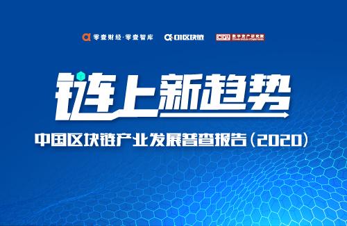 链上新趋势-中国区块链产业发展普查报告2020