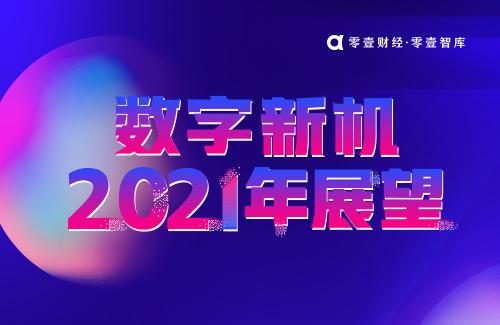 数字新机:2021年展望
