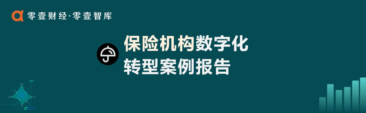 保险机构数字化转型案例报告