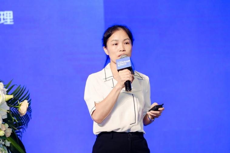 玄武科技解决方案部总监廖碧钰:金融科技赋能银行社交化运营转型之路