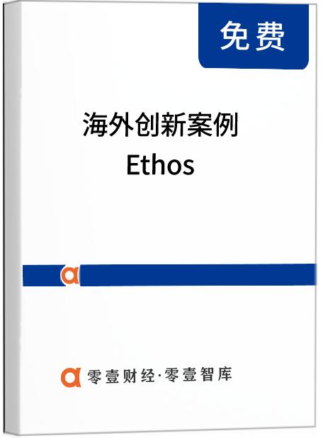 海外创新案例 | Ethos:基于预测技术简化流程的数字寿险平台