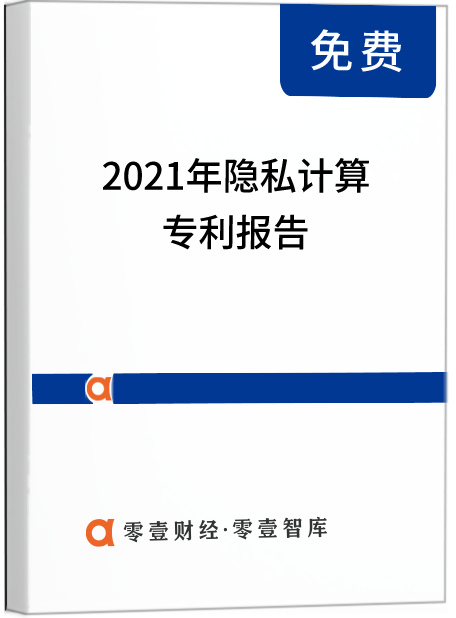 2021年隐私计算专利报告